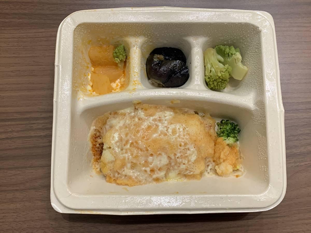 鮭の明太ポテトチーズ