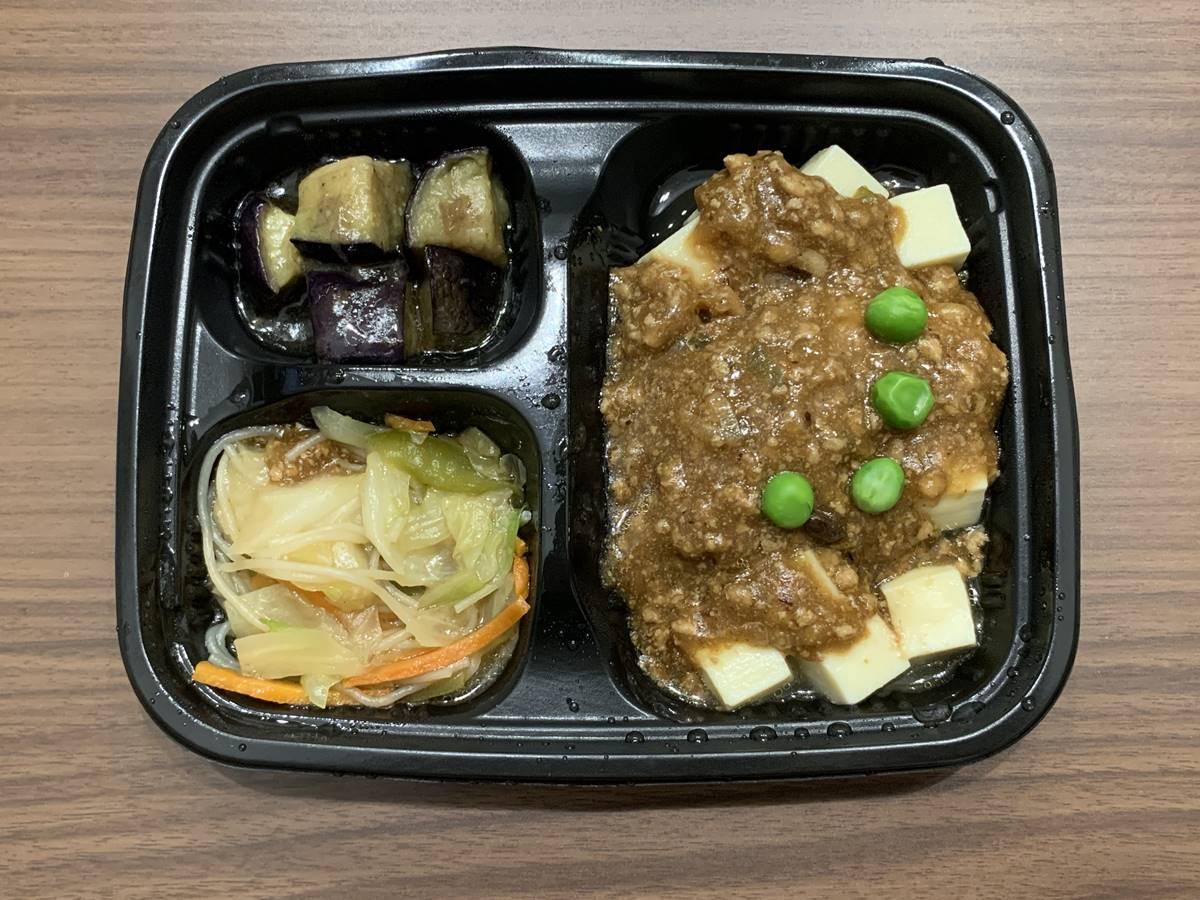 中華の「麻婆豆腐」